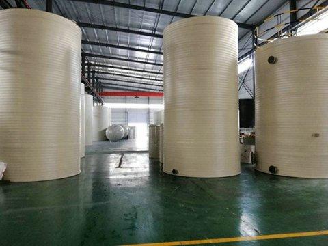PPH立式硫酸储罐